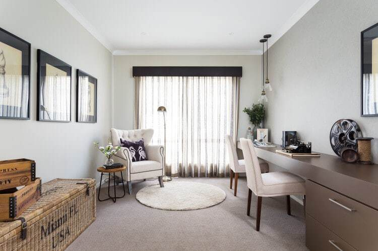 Metricon Homes Provincial trader Design - Living Room