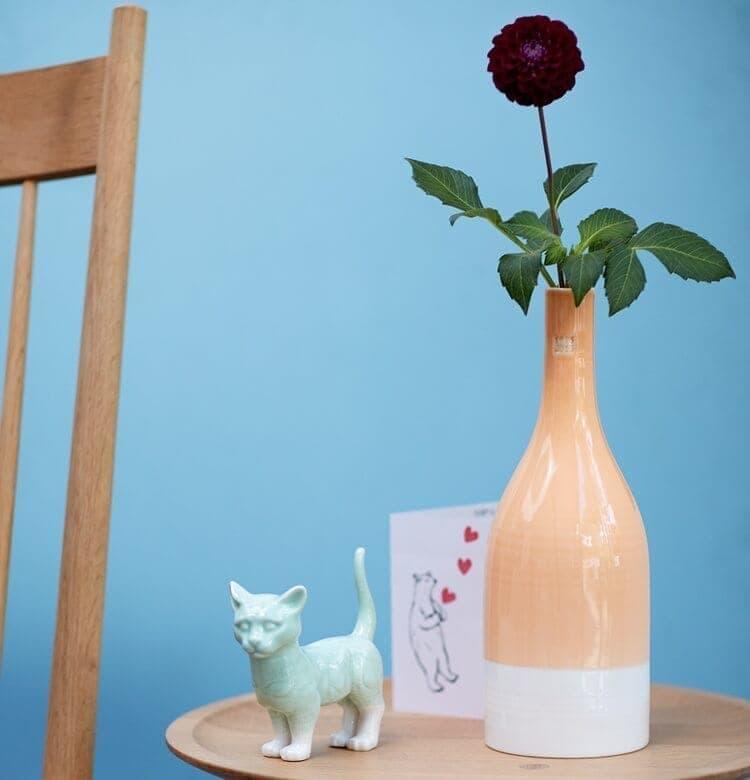 Royal Doulton Pushkin Cat - 200 Ceramics Range