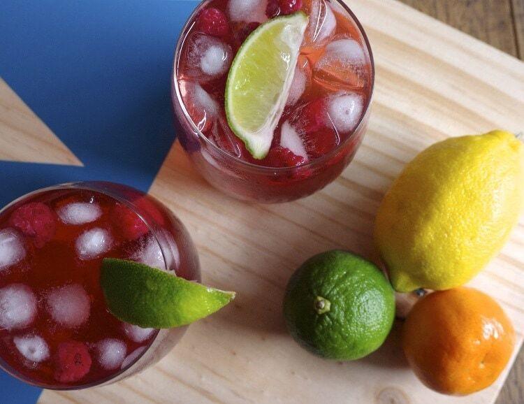 Soda Stream Vodka Cocktail Recipe