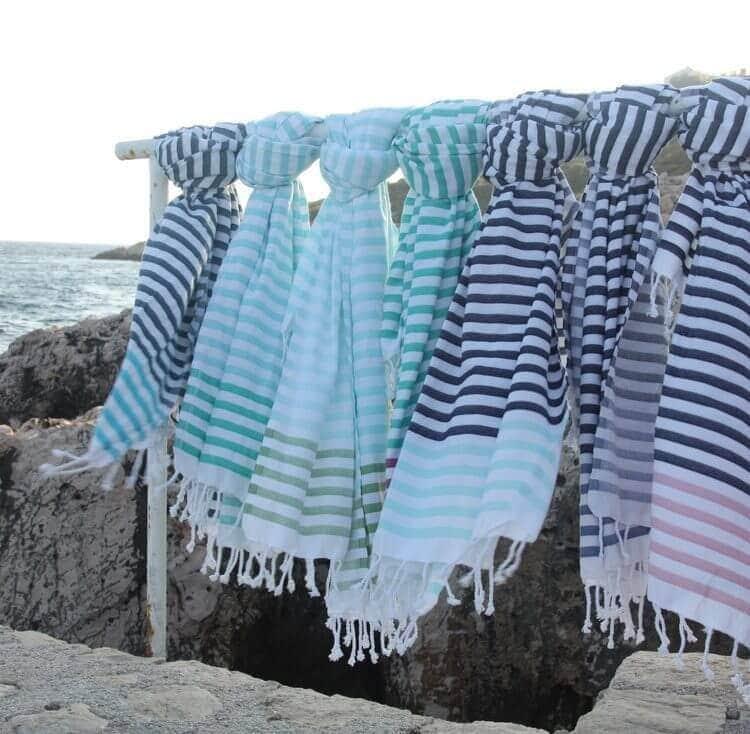 Turkish Towels from Granite Lane