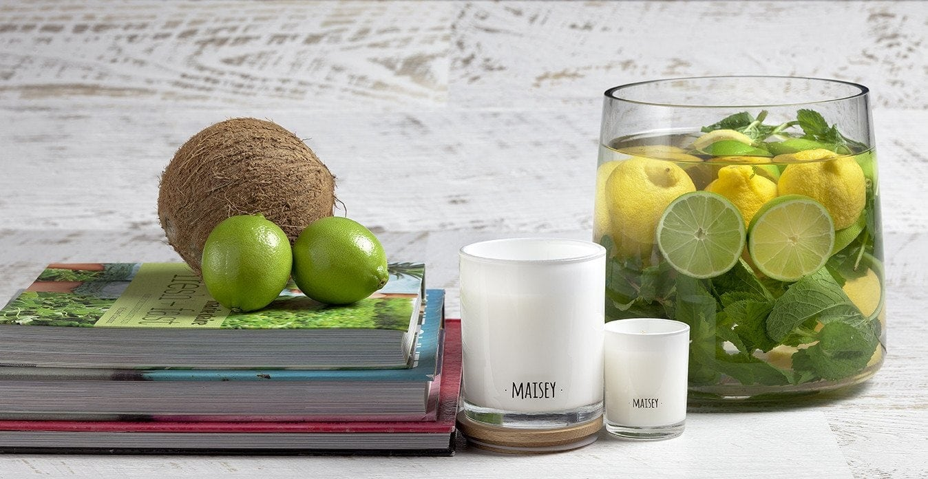best scented candles australia maisey lime candle