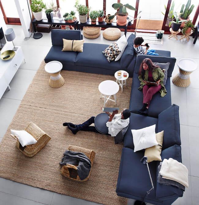 2016 ikea catalogue - living room design ideas
