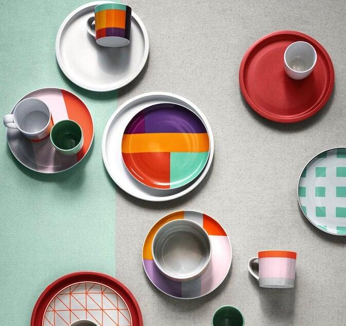 AURA Home ceramics range for spring 2015