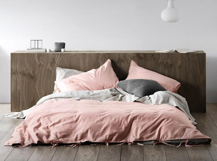 AURA Home pink bedding collection spring 2015