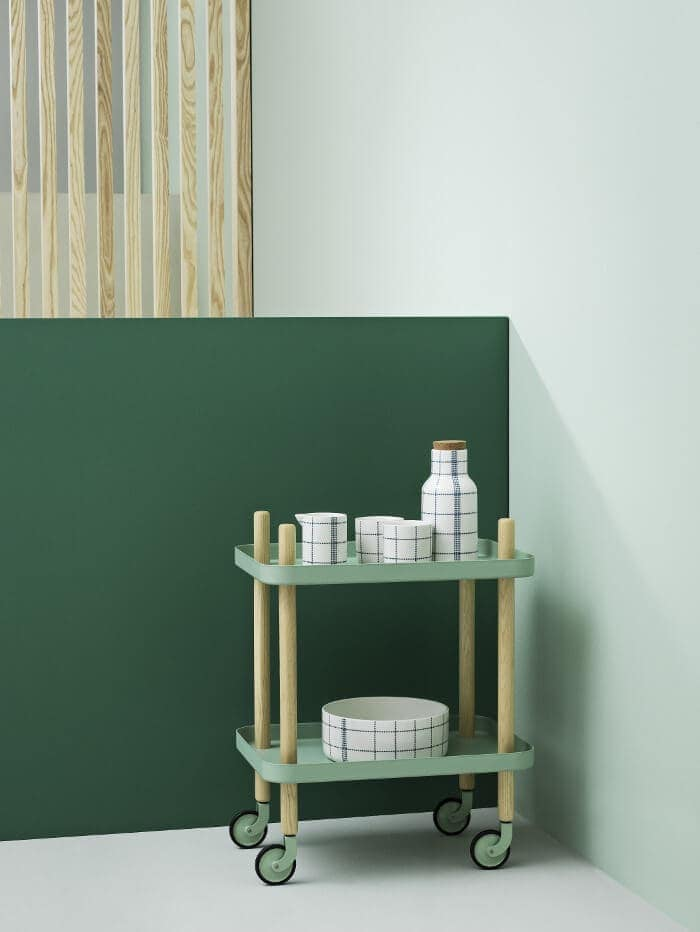 Block Table by Norman Copenhagen - Available at Curious Grace
