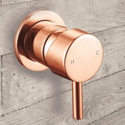 Copper Tapware from ACS Design Bathrooms - The Life Creative