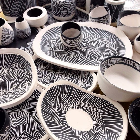 Designer Ceramics by Young in the Mountains