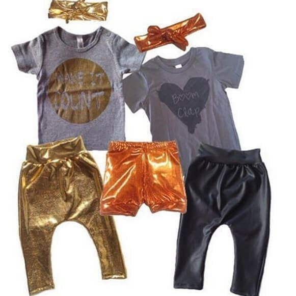 Kids clothing from Cookies and Scream