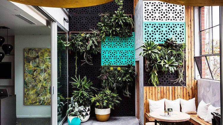 Max and Karstan Terrace Design - The Block 2014