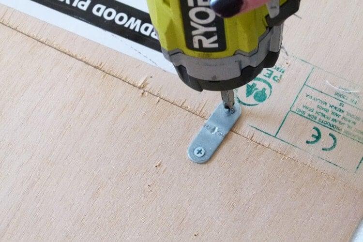 Step 1 - DIY headboard tutorial