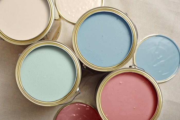 Taubmans Spring Colours - Spring Painting Ideas