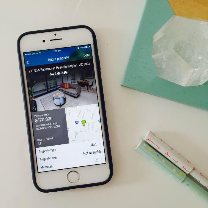 UBank UrHome App - The Life Creative