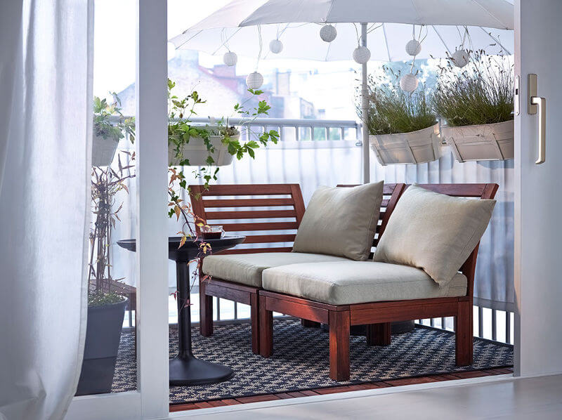 Should You Buy IKEA Outdoor Furniture? The Lowdown On Skarpo And Applaro