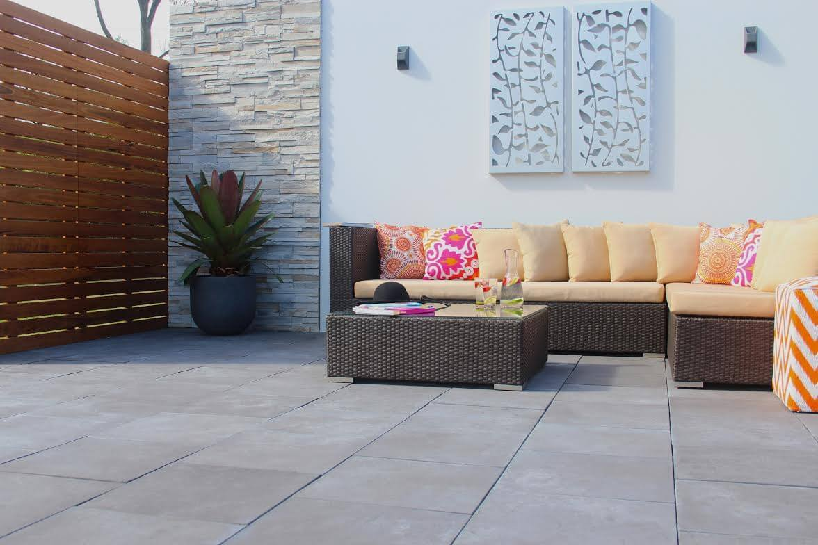 Boral Pavers - Courtyard Flooring Ideas