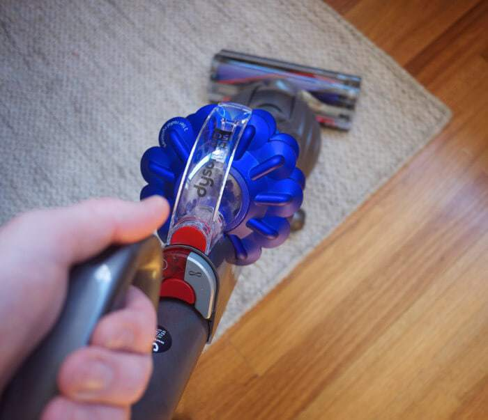Dyson DC50 Review and Roast Test The Life Creative Blog