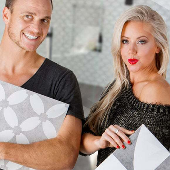 Kyal and Kara The Block Metricon Styling Masterclass The Life Creative