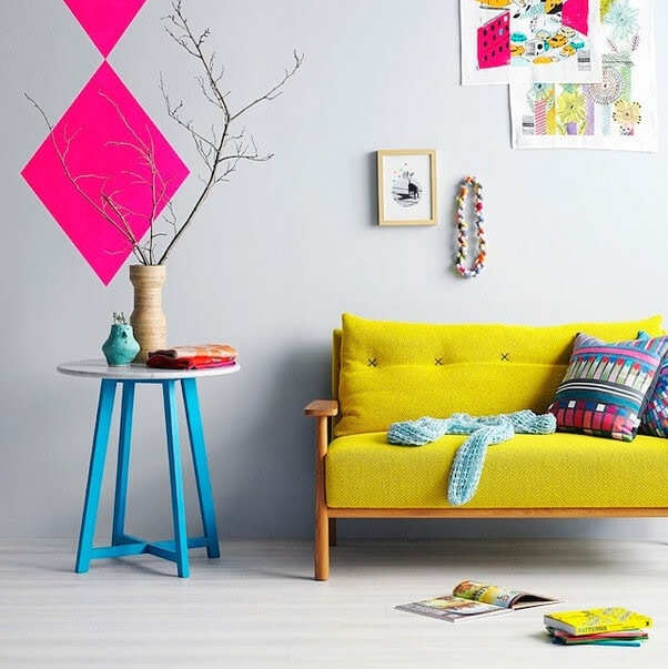 Neon Decorating and Neon Design ideas on The Life Creative Blog
