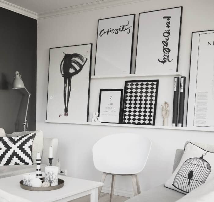 Scandinavian Interior Design Ideas on The Life Creative Blog