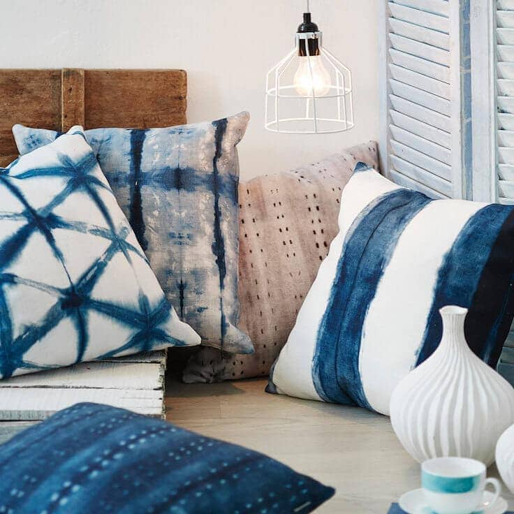 Shibori Interior Design and Homewares from Temple and Webster
