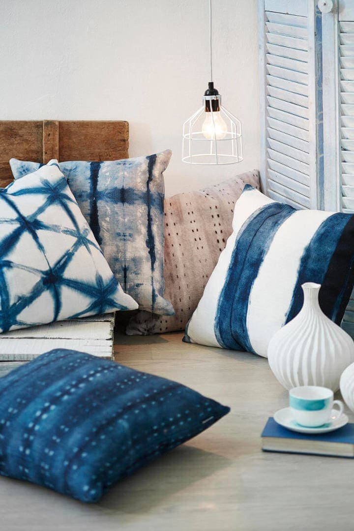 Temple & Webster - Shibori Interior Design - Styled by Jono Flemming and Photographed by Denise Braki