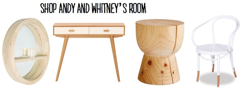 The Blocktagon Andy and Whitney Master Bedroom Reveal Stockists