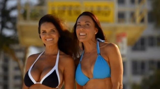The Blocktagon - Suzi and Vonni Models