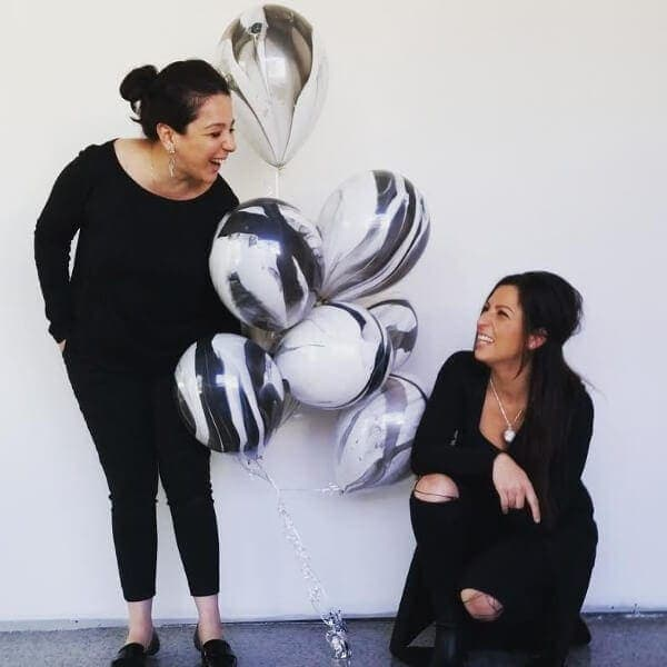 Anita and Leone from Allegra Stone on The Life Creative