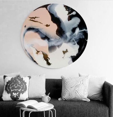 Australian Art on the Life Creative Astella Designs