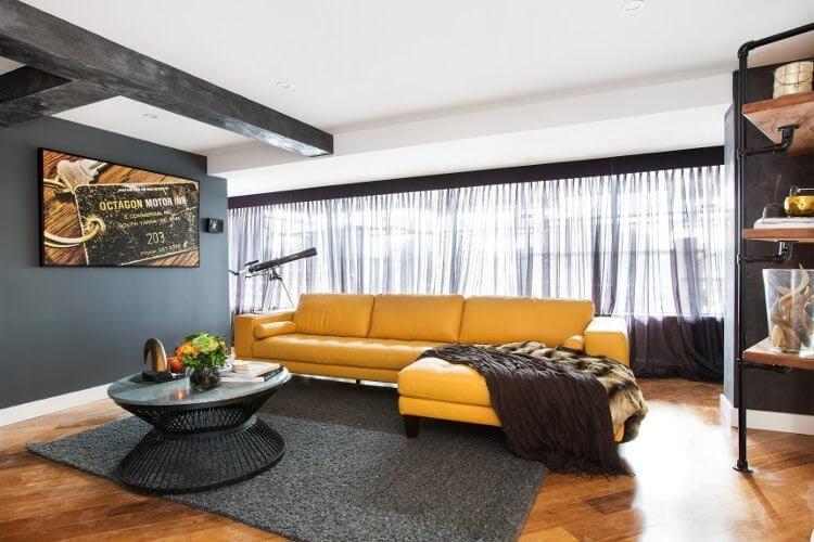 Blocktagon Living Room Reveal Kingi and Caro Living Room