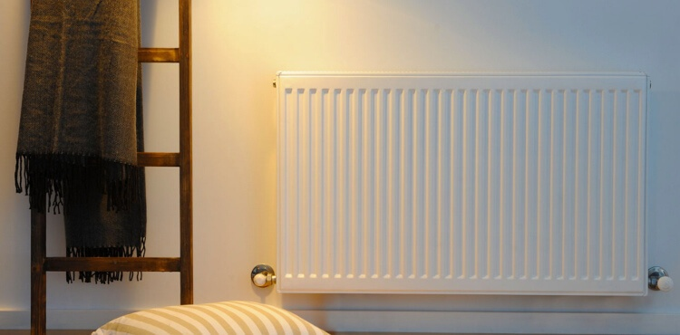 Bosch Hydronic Heating Wall Mounded Radiator
