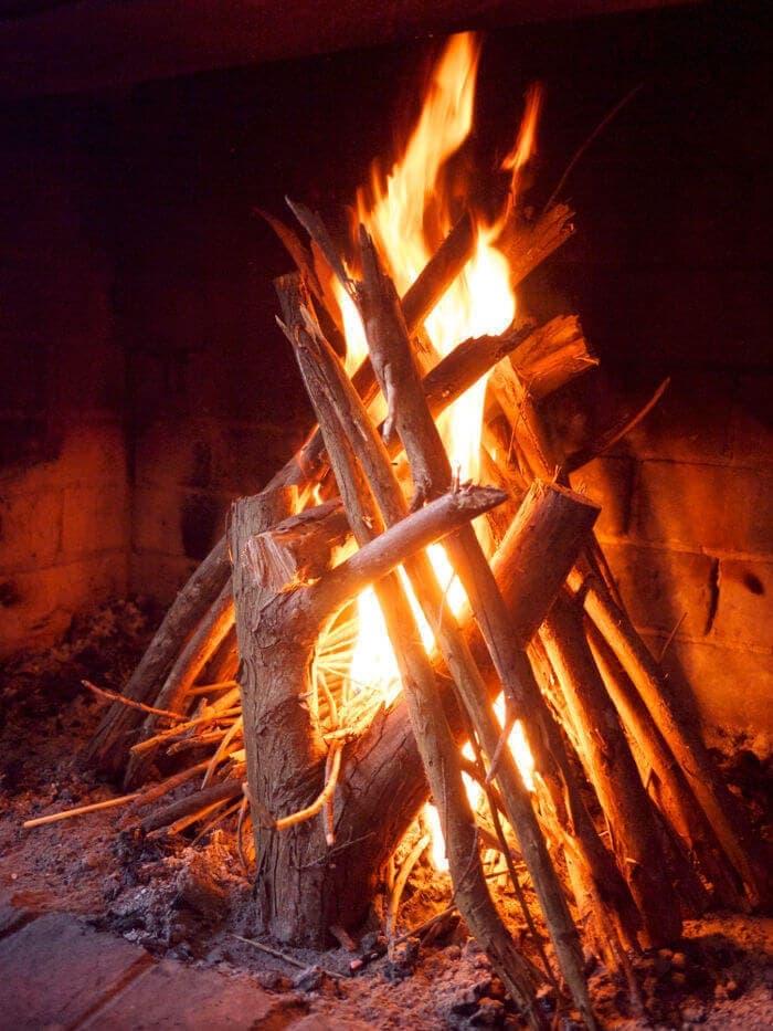 Mornington Peninsula Accommodation with Fireplace
