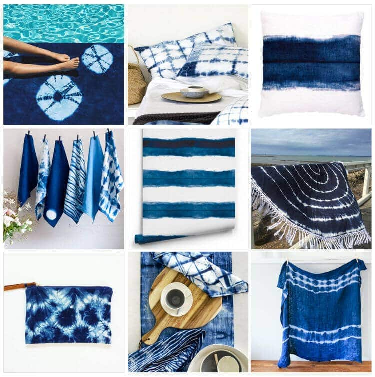 Shibori Design and Shibori Homewares on TLC Interiors