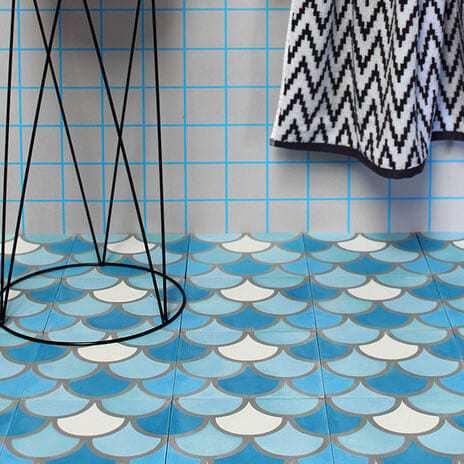 Tim Never Memania Tiles on TLC Interiors