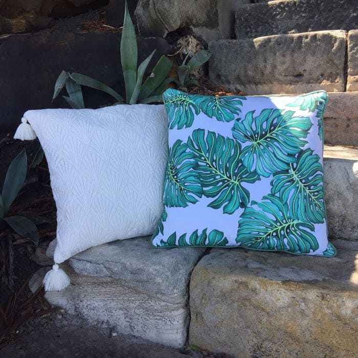 Cushions by Tropical Grace on The LIfe Creative Blog