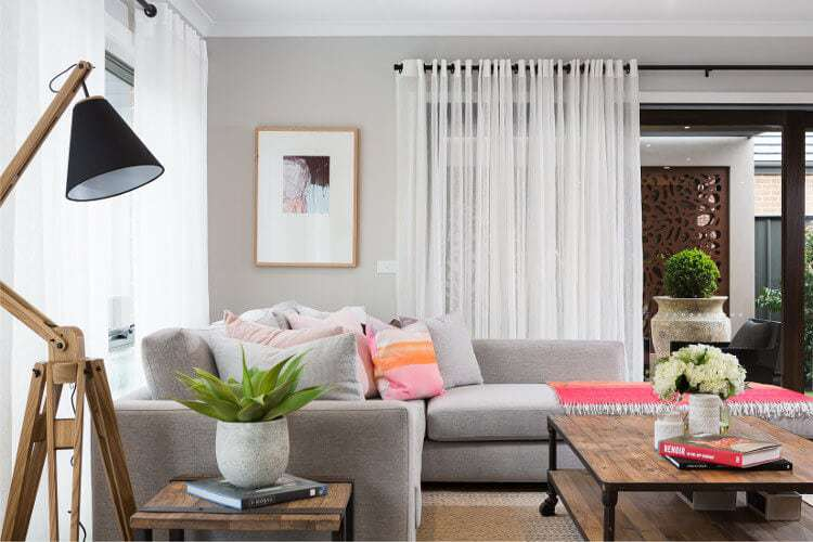 Living Room Ideas from Metricon Homes on The Life Creative