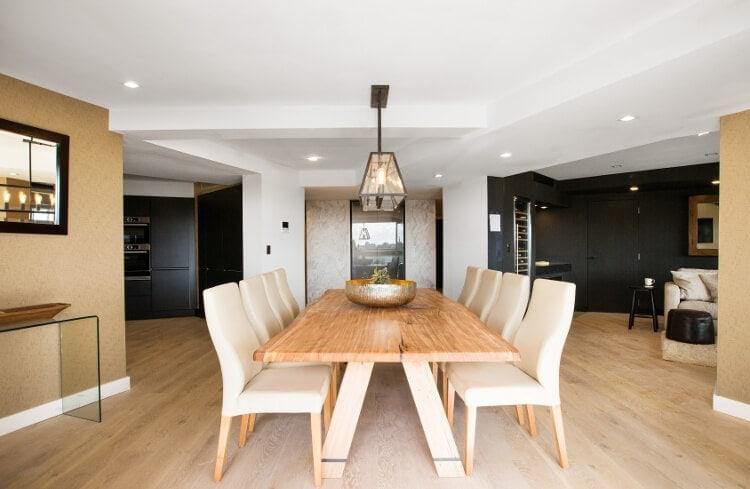 The Blocktagon Suzi and Vonny Dining Room Redo