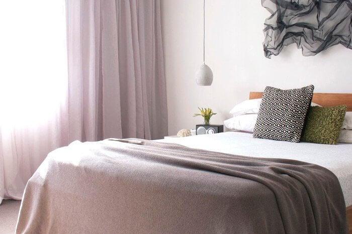 Bedroom Ideas Scandinavian Design on TLC Interiors