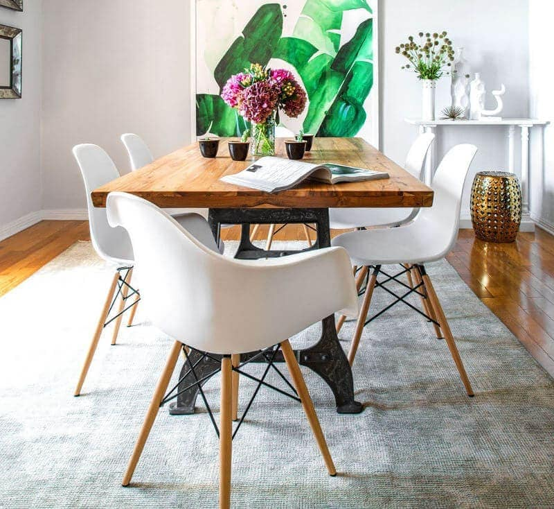 Eclectic Dining Room Tables: Interior Design Trends 2016: The New Eclectic