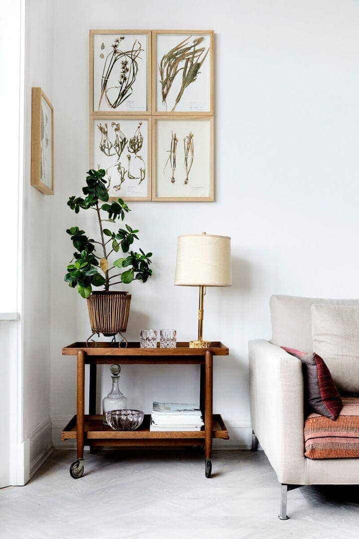Interior Design Trends 2016 Mid Century Interior Design Ideas Vintage Drinks Tray