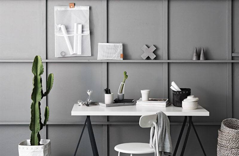 2016 Zakkia homewares range on Scandi Office Supplies on The Life Creative