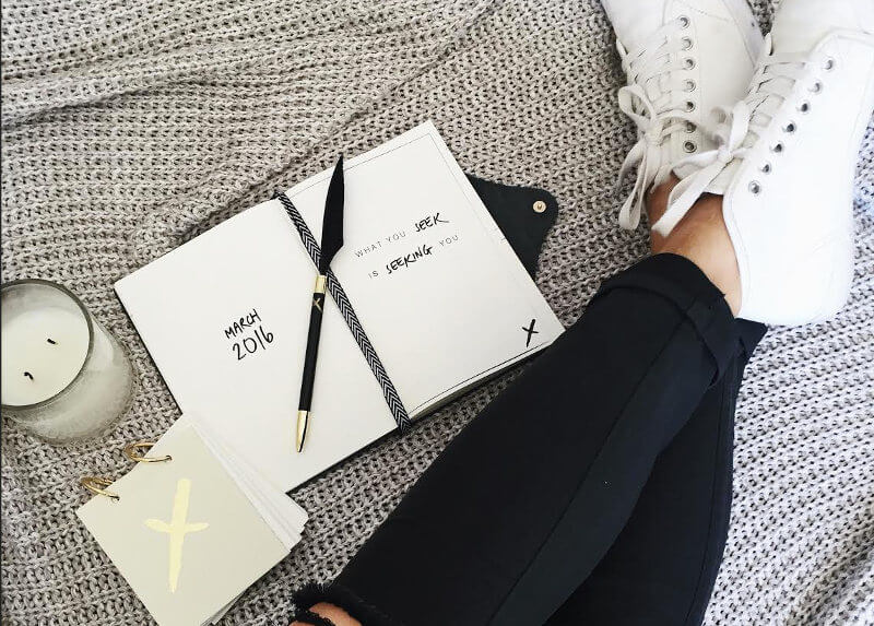 2016 stationery from Jot it Down on The LIfe Creative