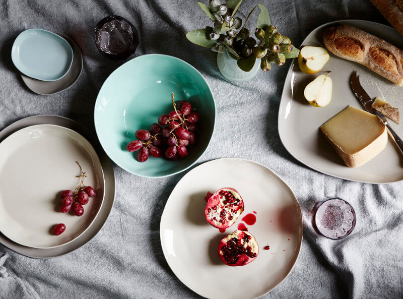 Ceramic Bowls and Plates from Marmoset Found on The Life Creative