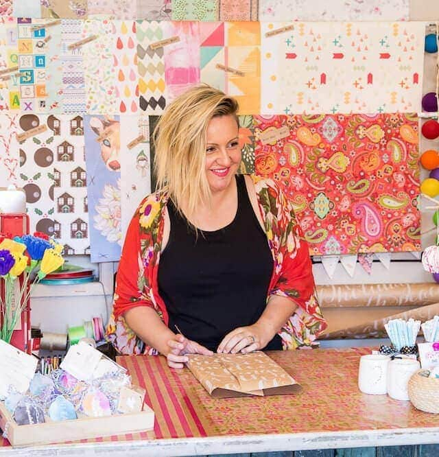 Jayde Leeder from Little Paper Lane on The Life Creative