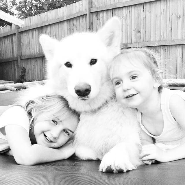 Jayde Leeders kids Iggy and Minty on The Life Creative Blog