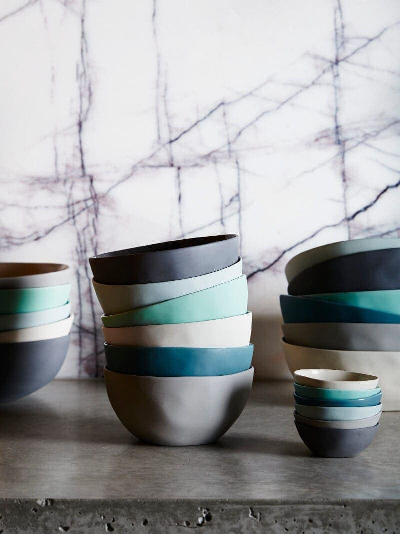 Marmoset Found Ceramic Bowls 2016 on The Life Creative