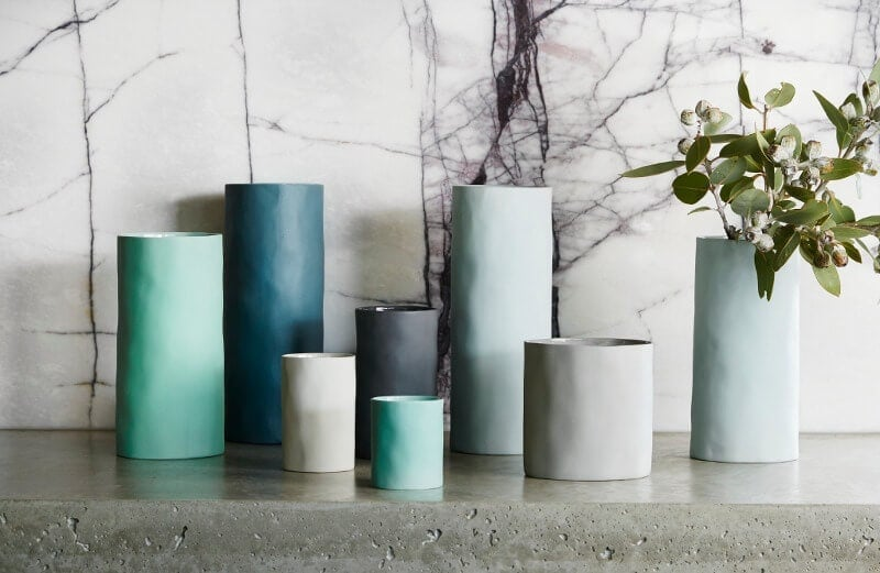 Marmoset Found Ceramic Vases on The Life Creative