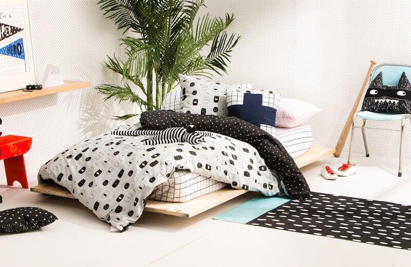 Cotton On Kids Boys Bedroom Ideas on TLC Interiors