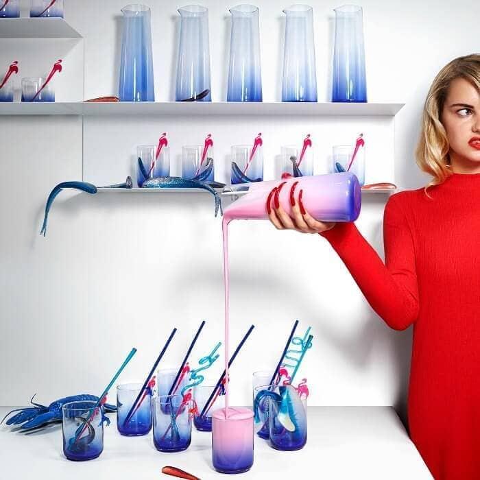 IKEA Giltig jugs and cups on The Life Creative