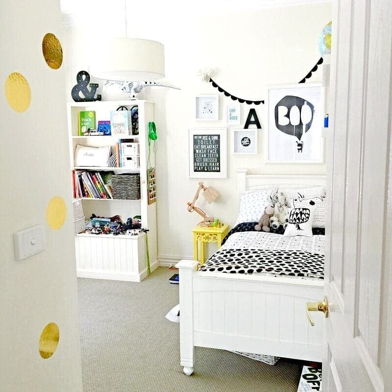Kids Bedroom Ideas The Stylist Splash on The Life Creative