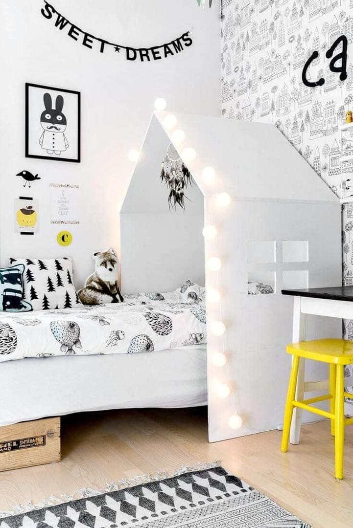 Kids Wallpaper Designs Black And White Kids Room On The Life Creative Part 66